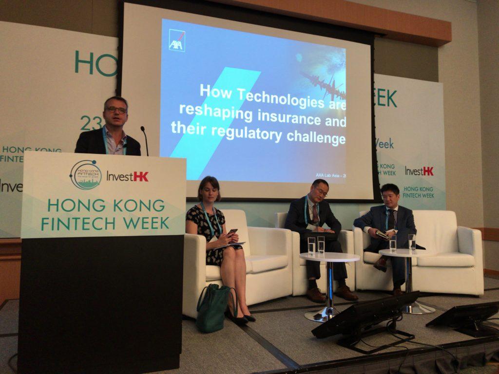 各国の最先端fintechが集うhong kong fintech weekに参加してきました